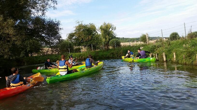 activité canoé kayak