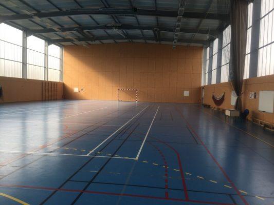 Gymnase CFA Yvetot Seine Maritime Naturapôle